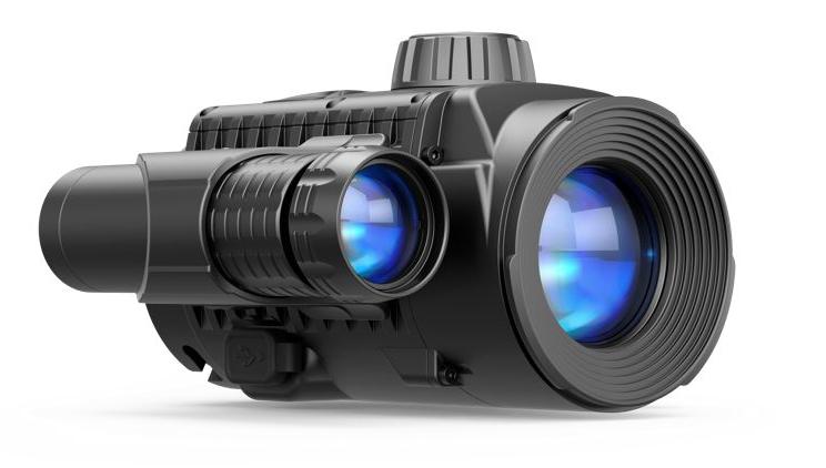 Digitale vorsatzgeräte nachtsicht für den jäger thehunter